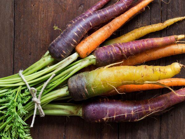 Elixír dlouhověkosti? Kořenová zelenina!