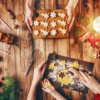 Vánoční cukroví na poslední chvíli: rychlé, snadné a navíc z ovoce!