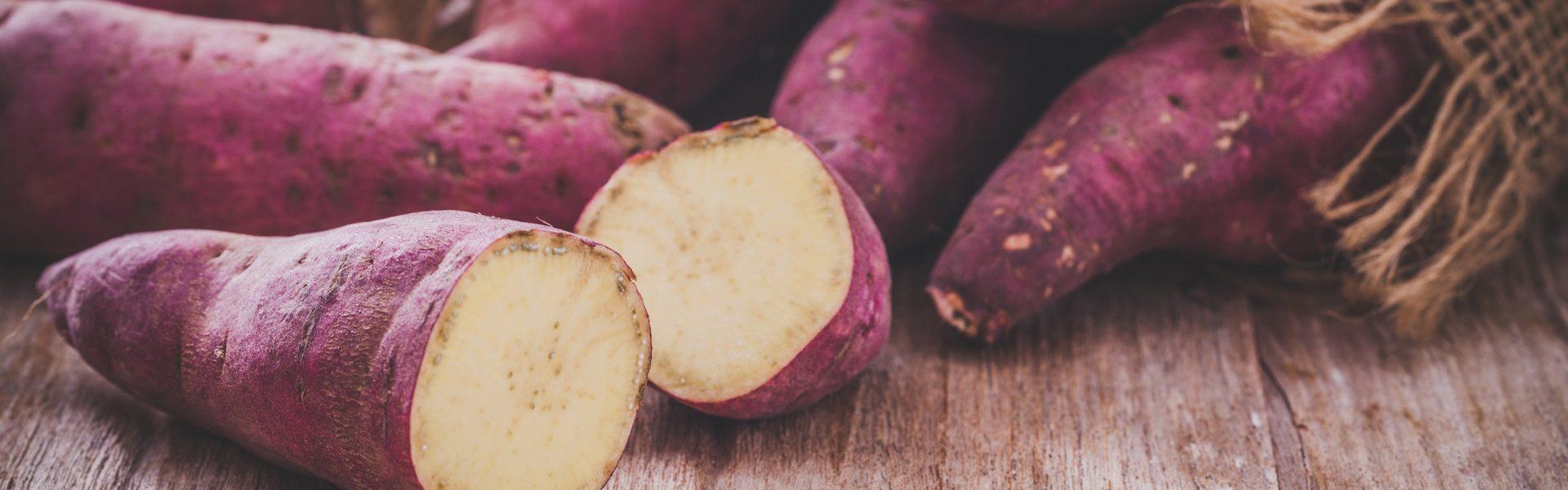 Otázka: Jsou batáty lepší než brambory?