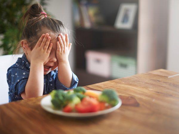 Naučte vaše děti na zeleninu!