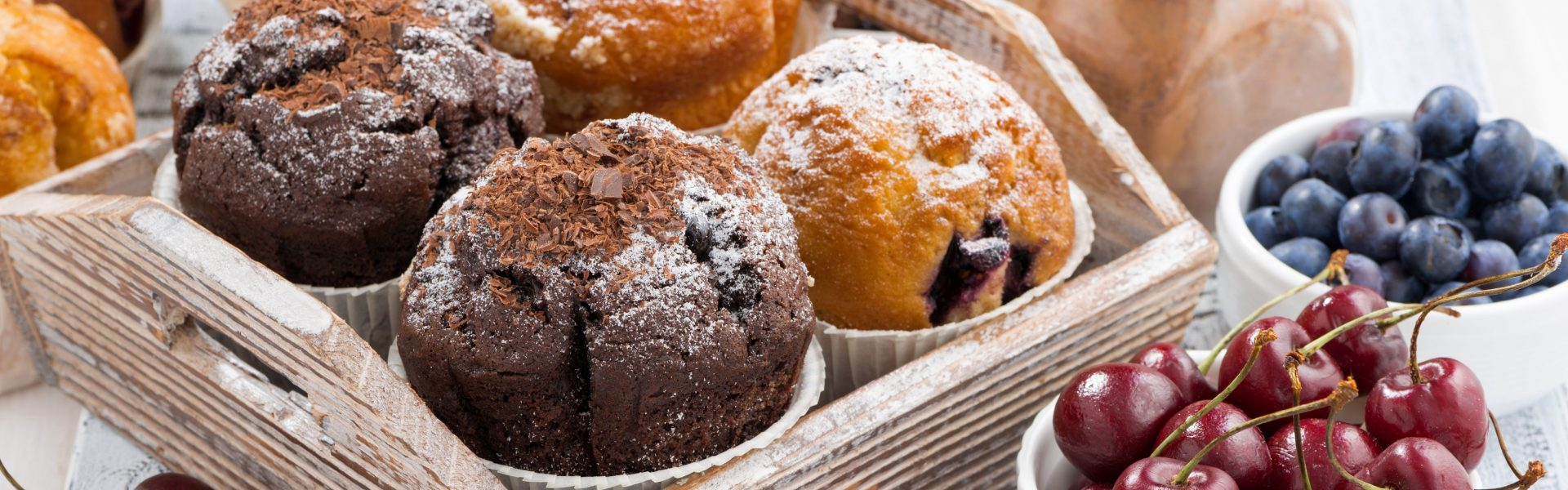 Muffin: Malý dortík a velká radost!