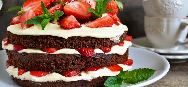 Ovoce a zelenina v hlavní roli: Jak upéct ten nejlepší dort?
