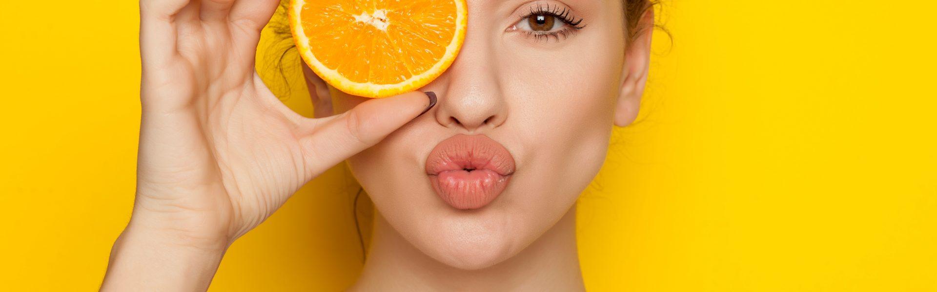 10 výjimečných: ovoce a zelenina, kteří předčí pomeranč!