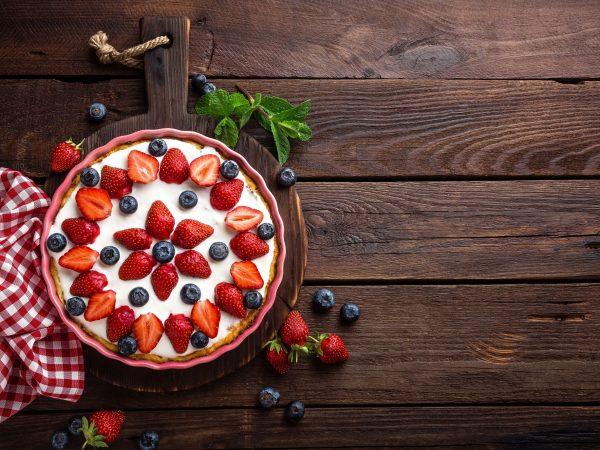 Nejlepší ovocné koláče