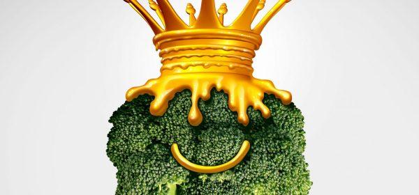 Brokolice: Rocková star přírody!