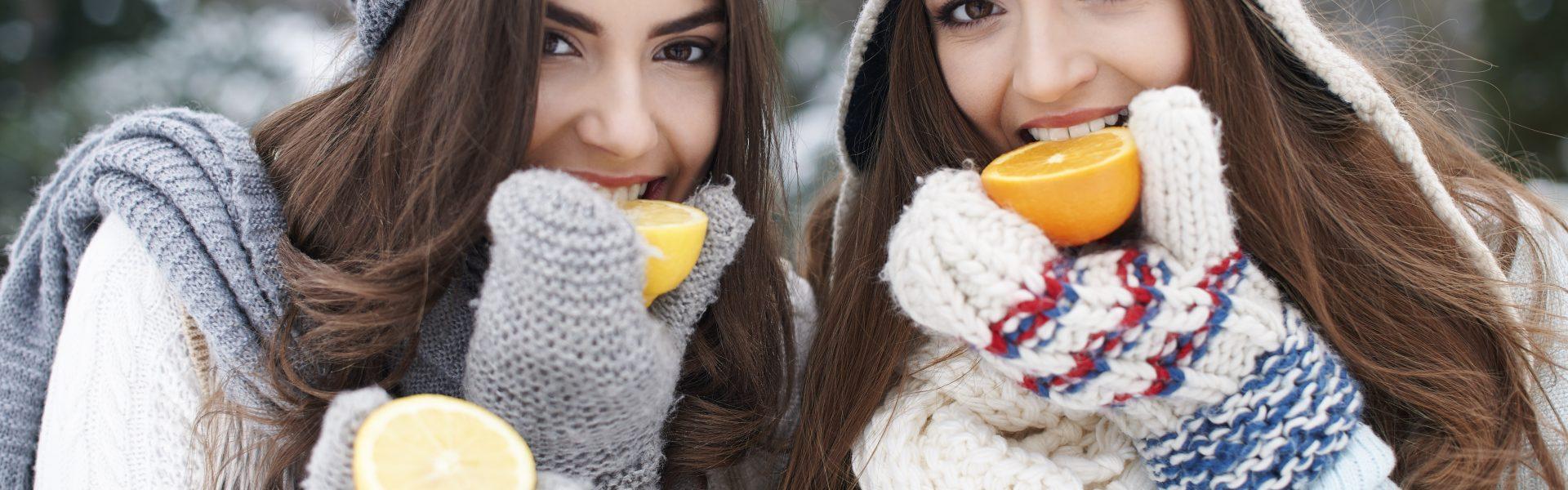 Naše zásoby vitamínů v zimě mizí. Co s tím?