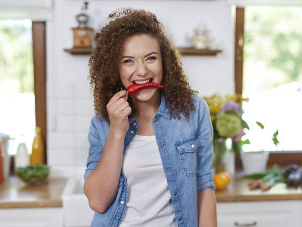 Chilli papričky: Pálivost vyšší než pepřový sprej!